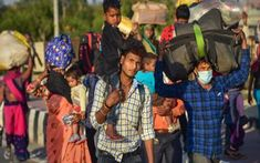 Lockdown leaves migrant workers in DK in state of despair: Though registration of migrant labourers is not mandatory, in… Construction Laborer, Welcome Gif, Migrant Worker, Continue Reading, Pakistan, Leaves, News, Crowns