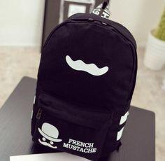 Youth Trend Schoolbag Students Canvas Backpacks 2017 Fashion Women Backpacks Good Quality Backpacks For Teenage Girls C1459KK
