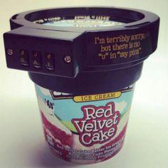 Ice Cream Lock | Most Cool Things