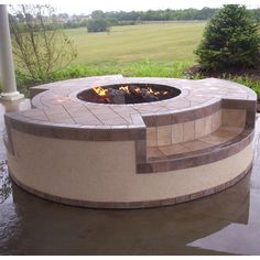"""Determine even more info on """"outdoor fire pit designs"""". Browse through our web site. Diy Grill, Outdoor Living Areas, Outdoor Rooms, Outdoor Ideas, Outdoor Furniture, Backyard Bbq, Patio, Backyard Ideas, Wood"""