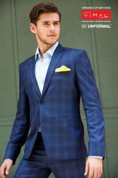 Become the eye-candy of millions by wearing Only Vimal Category-Fashion Jacketing 12087 – 1 (Blazer) 12087 - 1 (Trouser)