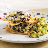 Mexican Chicken Napoleons - Pampered Chef recipe - amazing!!