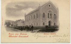Čadce, Csácza, 1860 - 64