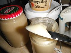 Making creamed honey is easy to do.  You don't have to be a beekeeper to make it. That's because all you need is… liquid honey and some se...