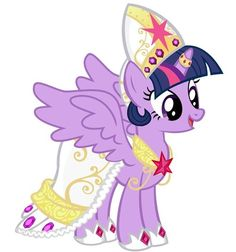 Twilight Sparkle, you look amazing!