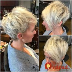 Shaggy blonde pixie with long bangs pixie haircuts with bangs - 50 terrific Long Pixie Hairstyles, Haircuts For Fine Hair, Best Short Haircuts, Haircuts With Bangs, Modern Hairstyles, Medium Hairstyles, Ladies Hairstyles, Layered Hairstyles, Pretty Hairstyles