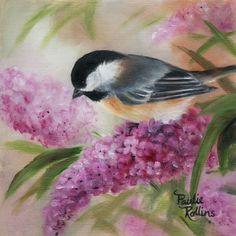 Art: In Search of Butterflies by Artist Paulie Rollins