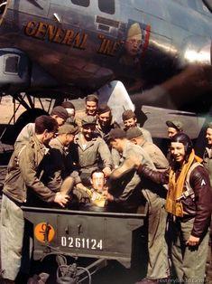 Pilots, England, 1943