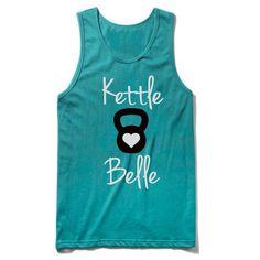 kettle belle tanktop