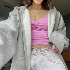 oooooooof that sweater looks soo soft* Trend Fashion, Teen Fashion Outfits, Nike Outfits, Girl Fashion, Disco Fashion, Color Fashion, Modest Fashion, Retro Fashion, Fashion Tips