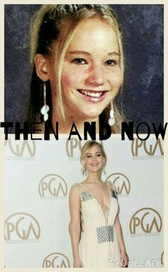 Then and now jlaw