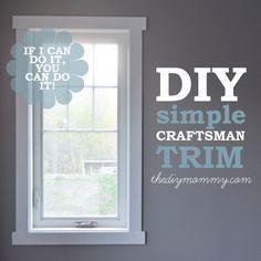 Traditional Stool Amp Apron Window Casing Carpentry Ideas