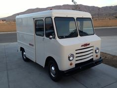 1963 Chevrolet Other P10 Step Van 250 6 clyinder automatic trans.