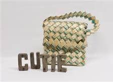 Tramp art tin purse  | Tramp Art, Hobo Art, Prison Art