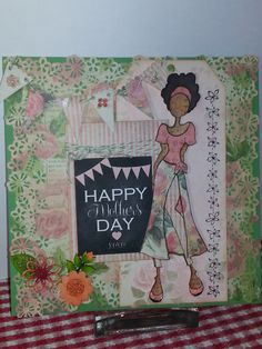 8x8 Mothers Day page.
