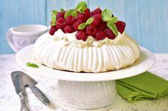 Pavlova torta | Recepty.sk