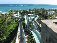 The Atlantis - Nassau, Bahamas
