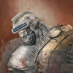 Robot Portrait