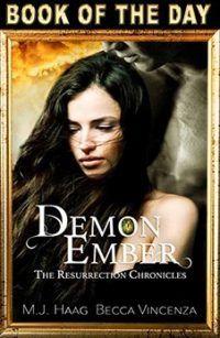 #kindle #ebooks #books #nook #romance #paranormal #MJHaag #BeccaVincenza