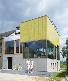 Atelier Vens Vanbelle, Haus für Stephanie & Kevin, Haaltert