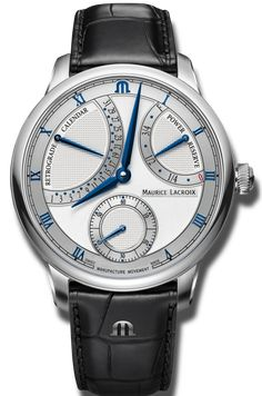 Maurice Lacroix Watch Masterpiece Calender Retrograde #add-content #basel-18 #bezel-fixed #bracelet-strap-aligator #brand-maurice-lacroix #case-material-steel #case-width-43mm #cws-upload #delivery-timescale-call-us #dial-colour-silver #gender-mens #movement-automatic #new-product-yes #official-stockist-for-maurice-lacroix-watches #packaging-maurice-lacroix-watch-packaging #subcat-masterpiece #supplier-model-no-mp6568-ss001-132-1 #warranty-maurice-lacroix-official-2-year-guarantee