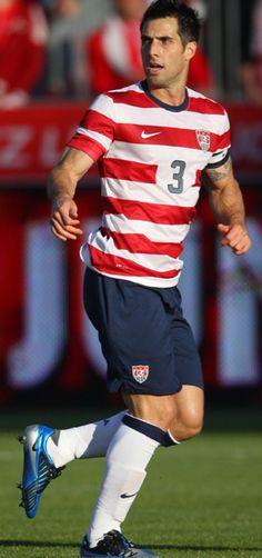 Carlos Bocanegra. Fútbol. Estados Unidos