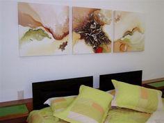 pintura em tela abstrato para sala - Pesquisa Google