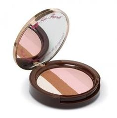Gives you the perfect glow. Best bronzer I have ever used.
