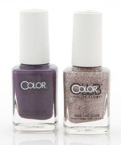 Another great find on #zulily! By Design & Magic Attraction Nail Polish Set by Color Club #zulilyfinds