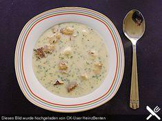 Fränkische Grünkernsuppe (Rezept mit Bild) von HeinzBenten | Chefkoch.de