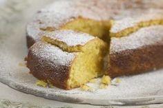 Flourless Italian Almond-Lemon Cake (Torta alle mandorle e limoni)