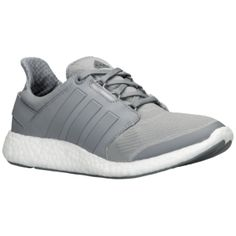 adidas Pure Boost 2 - Women's - Grey/Clear Onix/Iron