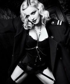 Madonna/Luigi & Iango (Harper's Bazaar)