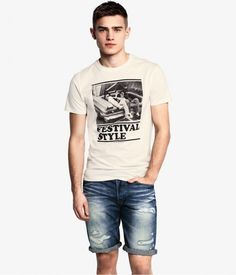 H & M Summer 2013 Menswear-if Your Style is Relaxed and Casual, H & M Will be Your Faithful Companion this Summer ~ Men Chic- Mens Fashion and Lifestyle Online Magazine