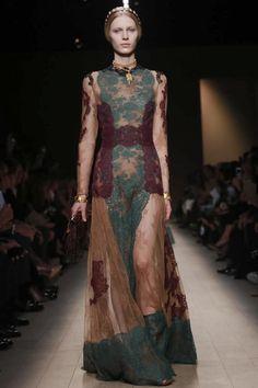 Valentino Ready To Wear Spring Summer 2014 Paris - NOWFASHION