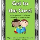 "UPDATED!!!  DOWNLOAD PREVIEW to see samples.  ""Get to the Core!"" was aligned with the Reading Core Curriculum~Anchor 1  2 for Kindergarten and..."