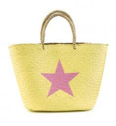 Capazo rafia estrella CREEKS Outlet, Straw Bag, Bags, Fashion, Good Things, Stars, Winter, Women, Vacations