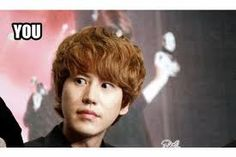 *the face one makes when looking at a picture of Donghae*