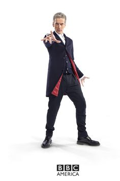 12th Doctor's Clothing revealed | Doctor Who
