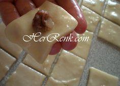 Boşnak Mantısı-kosova, arnavut, rumeli mantısı, değişik kolay mantı yemekleri tarifleri, rumeli mantı böreği, yoğurtsuz mantı, kıymalı mantı, mantı böreği,