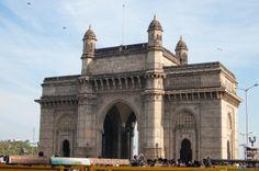 #Gateway of #India en #mumbai. Conoce las 10 cosas que me sorprendieron de mi viaje a India en nuestro articulo en #DesarrolloPeregrino #Blog #Viajes .