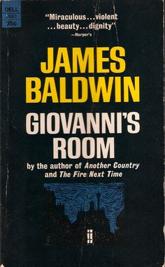 Giovanni's Room by James Baldwin | 25 Books To Read Before You Die