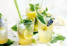 Zitronenverbenesirup mit Vanille