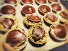 Vegetarian cupcakes  ( Please use Google translate)   Chokladmuffins, bara en av alla varianter som är gudomligt goda. Jag älskar bakverk i alla former, och när suget slår till sent på kvällarna ( som igår) är det