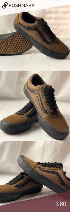 0bd92aae4b Vans Old Skool Pro Dakota Roche Teak Black. Vans Old Skool Pro Dakota Roche
