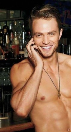 wilson bethel and his girlfriend