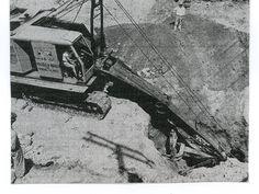 Heavy Construction Equipment, Heavy Equipment, Earth Moving Equipment, Caterpillar Equipment, Bucyrus Erie, Mining Equipment, Antique Tractors, Shovel, Offroad