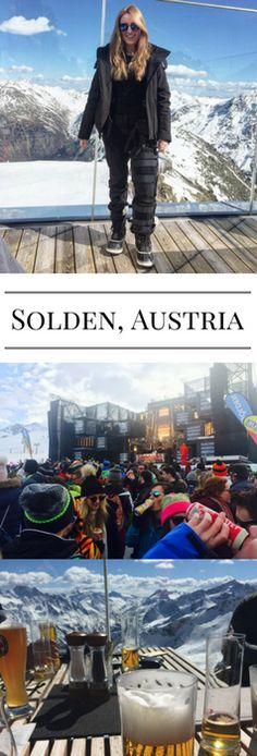 Solden, Austria Salzburg, Austria Travel, The Last Time, Winter, Skiing, To Go, Austria, Winter Time, Ski