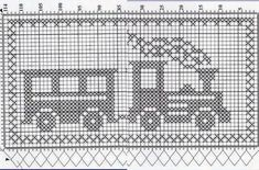 Knitting Machine Patterns, Sweater Knitting Patterns, Baby Knitting, Counted Cross Stitch Patterns, Cross Stitch Designs, Cross Stitch Embroidery, Filet Crochet Charts, Crochet Stitches, Crochet Designs