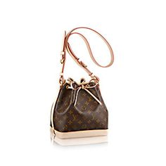 Noé BB Monogram Canvas - Handbags - Shoulder Bags and Totes | LOUIS VUITTON